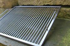 80 x 40 cm Edelstahlgrillrost Grillrost Edelstahl Grill Rost Maß Maßanfertigung