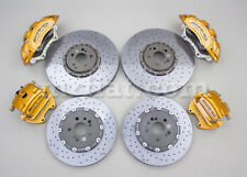 Mercedes Genuine S-Class W222 C217 Carbon Ceramic Brake Kit New