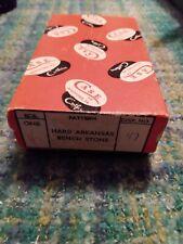 Vintage Box - Case Xx Hard Arkansas Bench Stone Box Only Lot#9