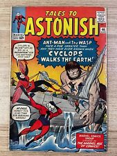 Tales to Astonish #46 (Marvel Comics) Ant-Man and Wasp appearance