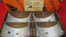 Lot of 4 Lycoming Oem main Bearings Lw10124 M10 Lycoming engines