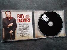 RAY DAVIES SEE MY FRIENDS CD THE KINKS METALLICA MUMFORD & SONS BON JOVI etc