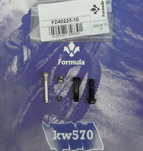 Formula - Kit originale viti pinza/kit caliper screws Formula CURA FD40225-10