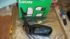 CITROEN SAXO 1998..ON OFFSIDE / DRIVERSIDE ELECTRIC DOOR MIRROR  LUCAS ADP232