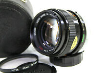 CANON FDn 50mm 1:1.4 S.S.C.Classic Lens to fit A-1 AE-1 AE-1P  AV-1 T range
