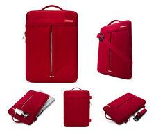 """17"""" Laptop Shoulder Bag Sleeve Carry Soft Case with Side Pocket For 17.3 HP ENVY"""