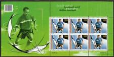 SWITZERLAND MNH 2008 SG1760 Local Football Sheet