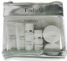 Total Skin Care Weekly Trial Pouch Set of 7 Items Hyalogy Forlled Japan Tracking