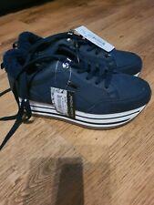 Damen Plateauschuhe, Sneaker Gr. 38