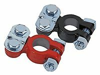 """(1) 03067 """"Two Pack"""" POS/NEG Universal terminal, Epoxy Coated - Resist Corrosion"""