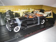 "Road Signature  ""1939""  Lincoln Sunshine Special  (schwarz/braun) 1:24 OVP !!!"