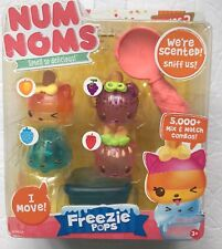 Num Noms Freezie Pops Series 2. Scented 4-Pack. NEW