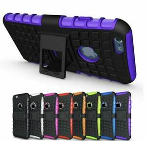 Shockproof Rugged Hard Duty Stand Armour Tyre Case Cover Apple iphone 6 6s plus