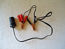 """Mini Battery Charger Type Of Jumper Cables Item """" GREAT MULTI USE ITEM """""""