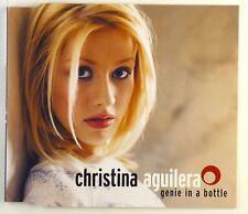 Maxi CD - Christina Aguilera - Genie In A Bottle - A4401