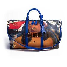 Louis Vuitton Jeff Koons Delightful Land Keepall 50