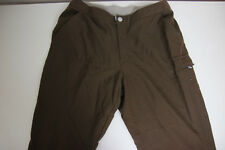 Cloudveil Womens Hiking Pants Brown 12