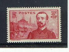 FRANCE 1937 TIMBRE N° 353 PIERRE LOTI ** LUXE