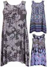 Tank, Cami Machine Washable Floral Tops & Blouses for Women