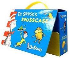 DR Seuss'S seusscase Collection 10 LIBRI Set meraviglioso VALIGIA Stile Regalo Confezione