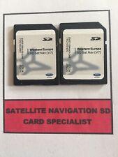 Originale Ford Navigatore Satellitare SD Card West Europa V7 2017 EM5T19H449DAE