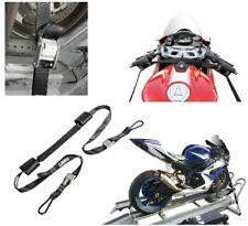 HANDLE-CUFFS CINGHIE FISSAGGIO PER TRASPORTO MOTO/SCOOTER/ATV- ATTACCO MANUBRIO
