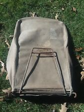 used Troy-Bilt Lawn Mower Grass Catcher Bag & Frame - Micro Dust Filter System