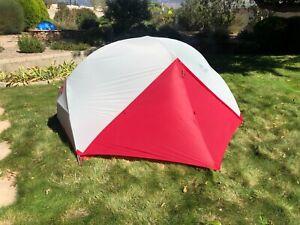 MSR Hubba Hubba NX 2P Tent + matching MSR Footprint