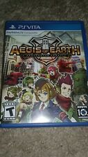 Aegis of Earth: Protonovus Assault (Sony PlayStation Vita, 2016)