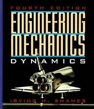 Engineering Mechanics: Dynamics (4th Edition) (v. 2), Shames, Irving H., New Boo
