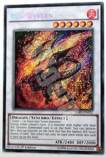 Yugioh HSRD-EN022 1x RED WYVERN Secret Rare