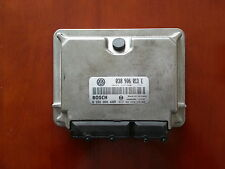 POLO/INCA/CADDY ECU 1.9 SDI AEY 038906013E 0281001689 IMMO OFF 6m warranty