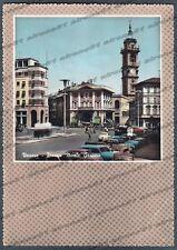 VARESE CITTÀ 148 VEDUTINA - AUTOMOBILI d'EPOCA Cartolina FOTOGRAFICA viagg. 1959
