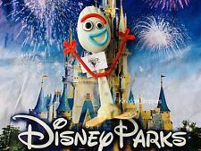 2020 Disney Parks Pixar Toy Story 4 Forky Child Kids Stand Up Hair Brush