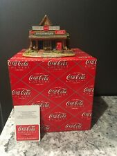 """Lilliput Lane Coca-Cola Country """"We've Got It. (Or they don't make it)� W/ Coa"""