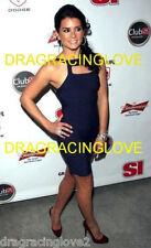 "Beautiful Danica Patrick Race Car Driver SEXY Dress ""Red Carpet"" PHOTO! #(7)"