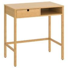 IKEA Tocador, Bambú 76x47 CM, Escritorio, Mesa, Tocador