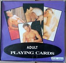 Barajas de póker para adultos - caja de 24 barajas