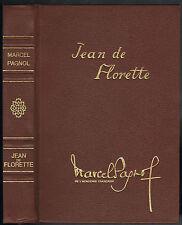 JEAN de FLORETTE de Marcel PAGNOL illustré par Suzanne Ballivet Édit. PASTORELLY