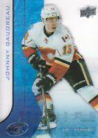 2015-16 Upper Deck Ice #26 Johnny Gaudreau Calgary Flames
