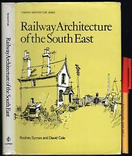 British Railways RAILWAY ARCHITECTURE of the SOUTH EAST ART & HISTORY Stations +