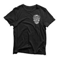 Mexican Sugar Skull T-Shirt - Funny Novelty - Cool Stylish