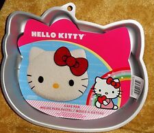 Hello Kitty,Cake Pan, Wilton, Aluminum, One-Mix Cake,2105-4700,Sanrio,Bake Ware