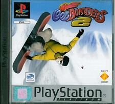 Cool Boarders 2 Sony Playstation 1 PS1 3+ Snowboarding Game