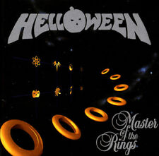 Helloween - Master Of the Rings [2CD] 1994 Castle Records near mint