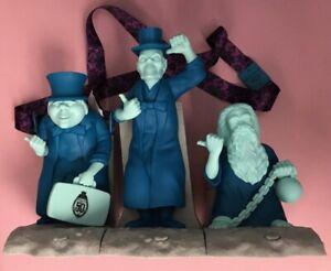 Disneyland Haunted Mansion 50th 3 Hitchhiking Ghosts Popcorn Bucket Sipper Set