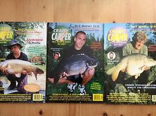CRAFTY CARPER The First Three Issues 1,2&3 1997