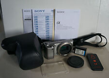 Sony NEX 5 body fotocamera digitale chassis