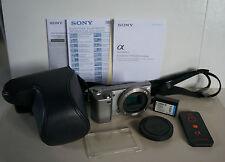 Sony NEX 5 body carcasa