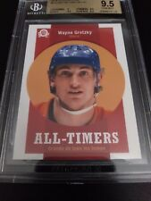 Wayne Gretzky 2014-15 O-Pee-Chee All Timers BGS 9.5 Gem Mint Oilers